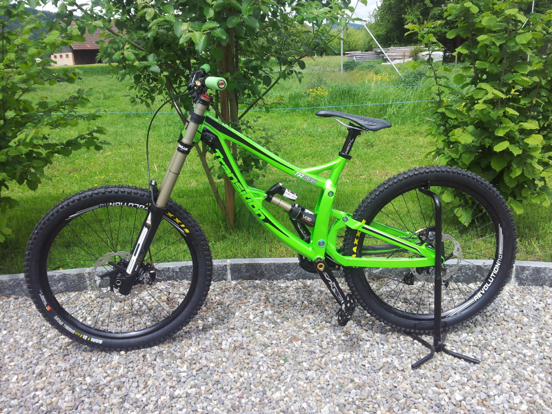 transition tr 500 bos saint 2014