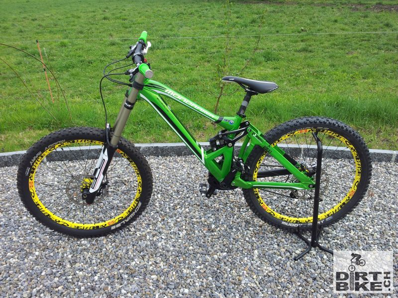 mondraker summum limited edition bos rare