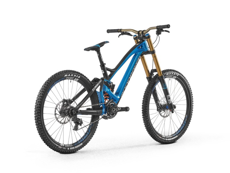 mondraker summum carbon pro team dh 2017