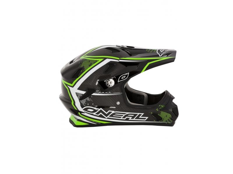 o'neal Spark Fidlock Carbon DH Helmet