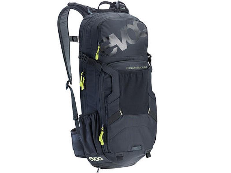 evoc rucksack enduro freeride rückenprotektor