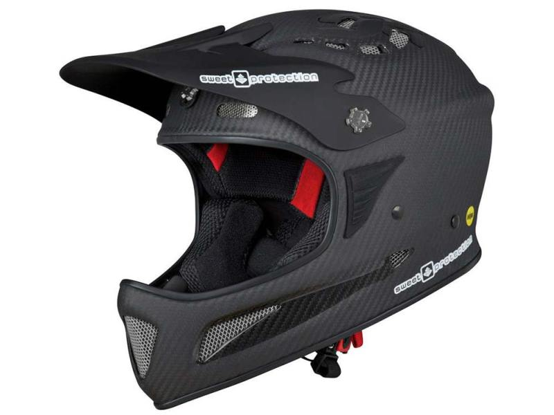 sweetprotection fixer dh carbon