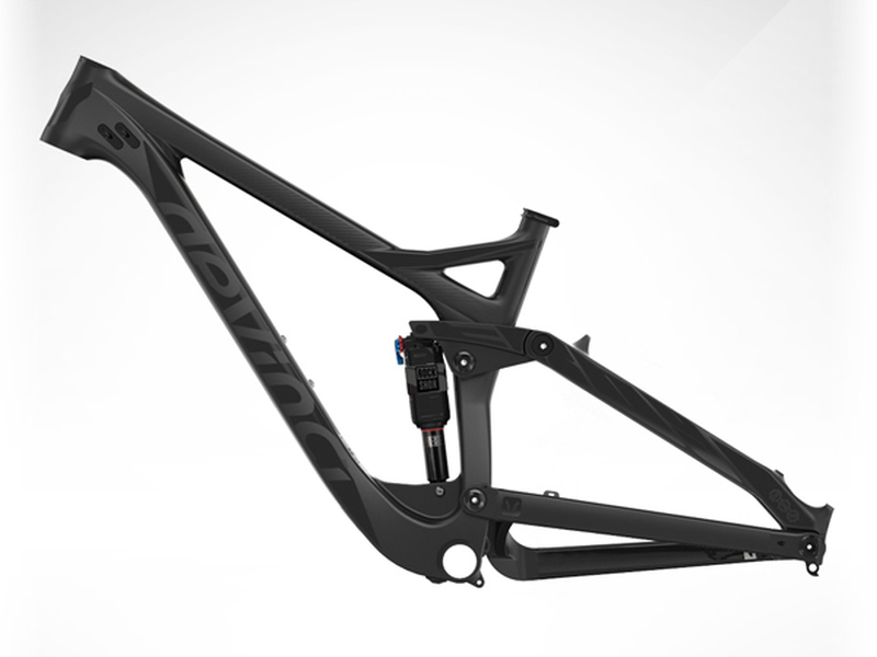 devinci troy carbon 2017