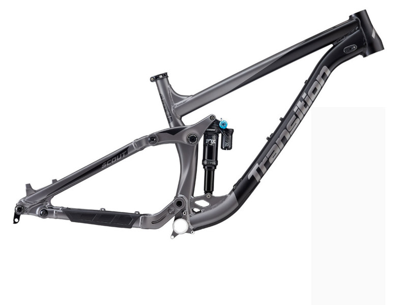 transition scout frame 2018