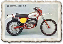 beta 125 rc