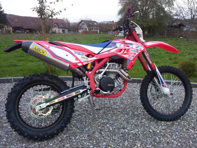 beta rr 350 factory my 2012